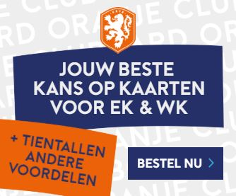 Display banner design voor KNVB