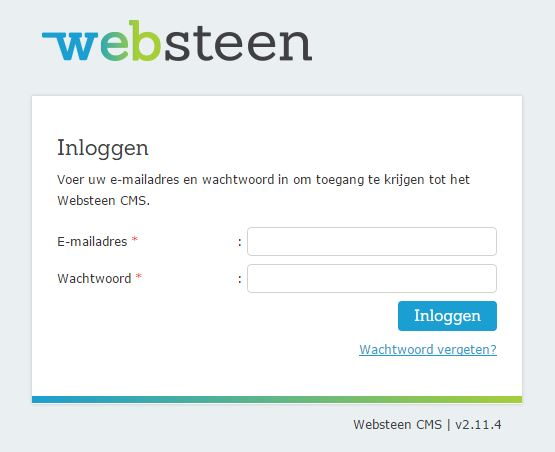 Websteen CMS