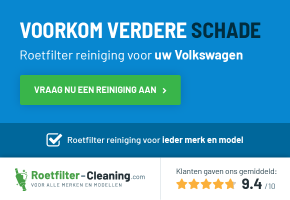 Display banner design voor Roetfilter-Cleaning.com